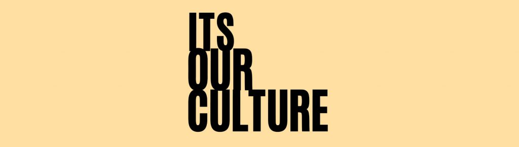 its our culture platform logo